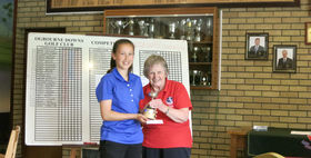 Girls Junior Champion 2017