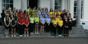 Girls Inter County Match Week